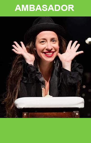 Victoria Dicu – Actor