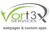 Vort3x – pagini web si aplicatii custom