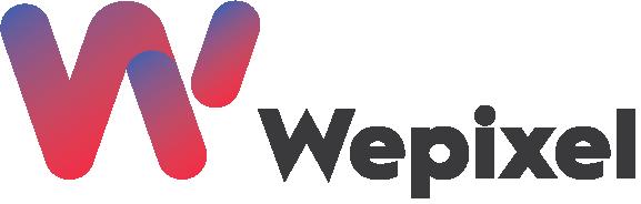 Logo WePixel Color Black